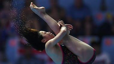 飛び込み日本選手権2日目…東京五輪代表、荒井祭里が女子高飛び込みで3連覇