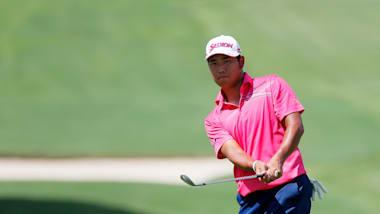 ゴルフ米国ツアー選手権・初日、日本の松山英樹は7アンダー、トップから3打差の7位
