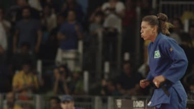 """""""我们脑海中一直想着2020年东京奥运会"""" – 拉菲拉·席尔瓦泛美运动会夺金后展望东京奥运会"""