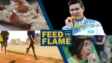 Feed The Flame (трейлер)