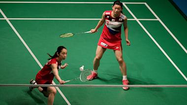 バドミントン・オーストラリアオープン準決勝:フクヒロが日本人対決制し決勝へ、女子単では奥原希望が決勝入り