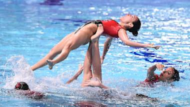 Highlight Rout. Final | Artistic Swimming- FINA World Championships -Gwangju