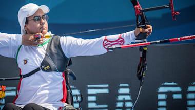 Олимпийский лук, инд. зачет - финалы | ЧМ среди паралимпийцев - Хертогенбос