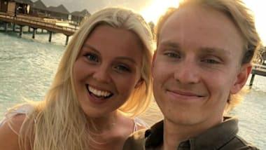 Cómo la pareja de Henrik Kristoffersen puede ser su arma secreta