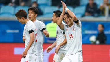 【サッカーU-22代表】日本代表がブラジルから大金星|田中碧が2ゴールの活躍
