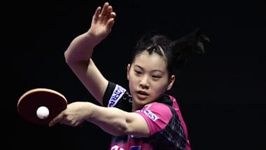【卓球】ドイツOP4日目:張本智和と伊藤美誠が2回戦突破…長﨑・木原ペアは決勝へ