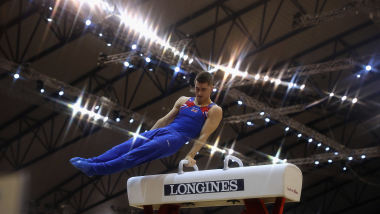 Max Whitlock optimista de cara al futuro