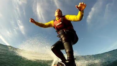 Lernen Sie den Big-Wave-Surfer Garrett McNamara kennen