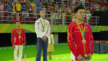 Gymnastics: Men's Trampoline | Rio 2016 Replays