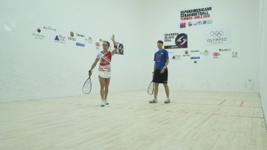 IRF 2018 Pan American Racquetball Championships Women´s Final