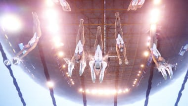 世界水泳・韓国大会9日目:ウクライナに勝てない日本、ASフリーコンビネーション決勝でも4位に…