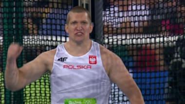 Wojciech Nowicki in Rio 2016
