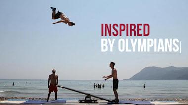 沙滩运动集锦 | Inspired by Olympians