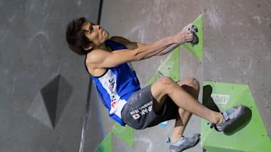スポーツクライミング世界選手権2019・リード男子 楢崎智亜は4位入賞