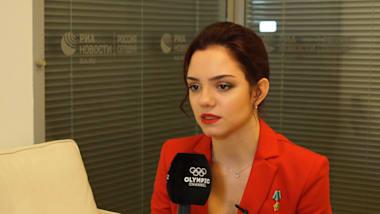 ميدفيديفا تتحدث عن موسم جديد، قفزات رباعية وطوكيو