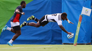 Top 10 men's rugby sevens tries at the Olympics