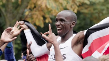 Eliud Kipchoge's gift to the world, and Tokyo 2020 to come!