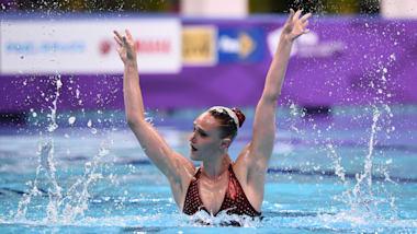 Solo Free Prelim | Artistic Swimming -  FINA World Championships - Gwangju
