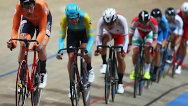 UCIトラック選手権2019・4日目、男子オムニアムで橋本英也が健闘