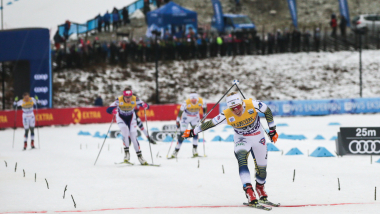 Women's 15 Km Interval | FIS World Cup - Beitostolen