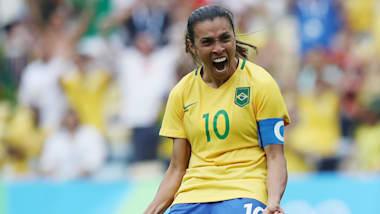 مارتا تتطلع للفوز بكأس العالم لتعزيز ارثها