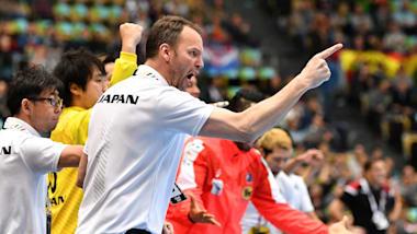 ハンドボール男子世界選手権、日本は土壇場でバーレーンに逆転されグループ5戦全敗