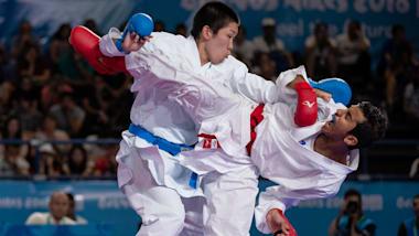 Semifinals and Finals - Day 1 - Karate |Buenos Aires 2018 YOG
