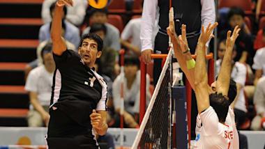 EGY vs PUR |  FIVB Olympisches Qualifikationsturnier Herren - Varna