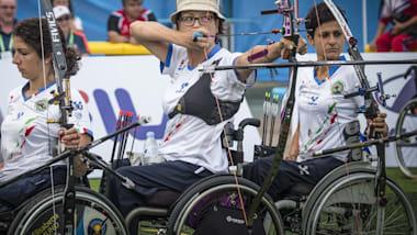 Олимпийский лук - финалы | ЧМ среди паралимпийцев - Хертогенбос