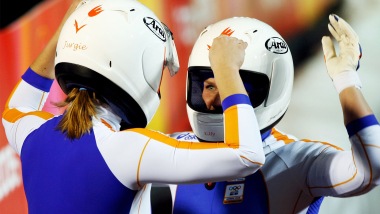 Women's bobsled run 2 | IBSF World Cup - Sigulda