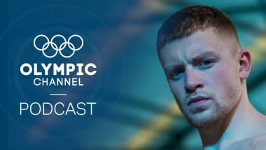 Podcast: Winning mentality with swimmers Adam Peaty and Katinka Hosszu