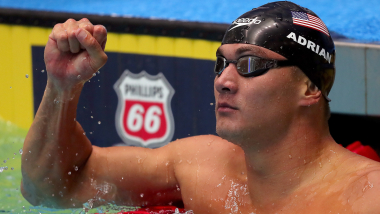 Nathan Adrian's new motivation
