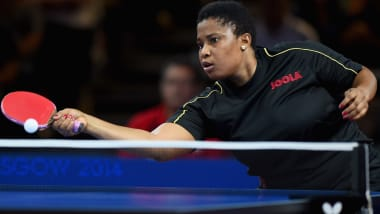 Финалы, парный разряд | ITTF Challenge Plus Open - Лагос