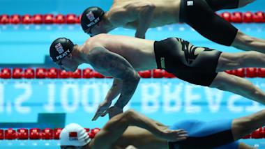 Day 7 - Heats | Swimming - FINA World Championships - Gwangju