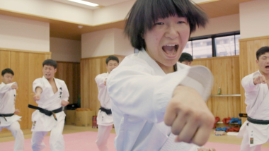 The university karate program grooming Japan's future Olympic stars