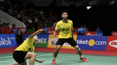 Indonesien vs Dänemark | BWF Sudirman Cup - Nanning