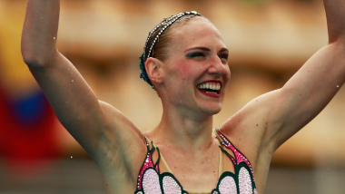 Svetlana Romashina wants to make artistic swimming the new figure skating