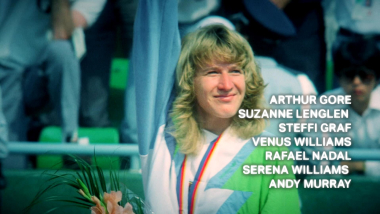 The Games at SW19: Wimbledon and the Olympics