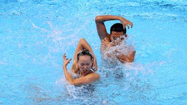 Mixed Duet Free Prelim | Artistic Swimming-FINA World Championships -Gwangju