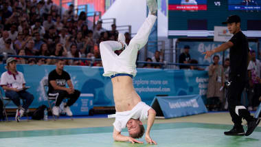 Youth Olympic champion Bumblebee wants senior gold at Paris 2024
