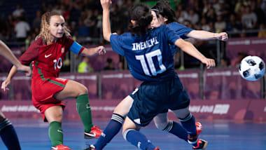Damen Finale - Futsal | Buenos Aires 2018 OJS