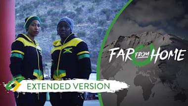 Estas jamaiquinas continuaron el legado Cool Runnings en PyeongChang