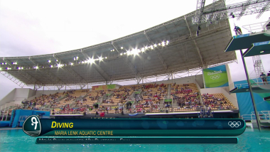 Diving: Men's Synch 10m Platform | Rio 2016 Replays