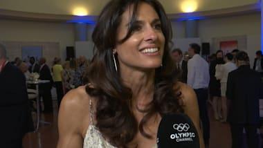 가브리엘라 사바티니, YOG 2018의 유산을 말하다