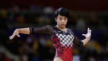 リオ五輪体操の代表、村上茉愛が2020年の引退を示唆「東京までを一区切りにしたい」