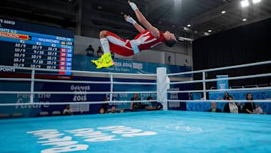 Finals und Qualifikation - Tag 5 - Boxen | Buenos Aires 2018 OJS