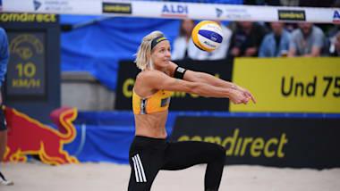 Beachvolleyball-Stars kämpfen um Plätze für Olympia