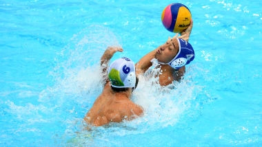 Men's Consolation Match: SRB vs AUS | World Water Polo Championships Gwangju