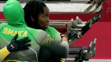 Jamaican bobsledder sets out Beijing vision