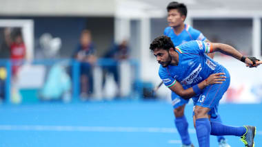 Double gold for India at Tokyo 2020 Hockey Test Event